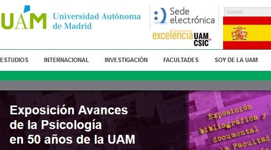 la Universidad Autónoma de Madrid cumplirá sus primeros 50 años